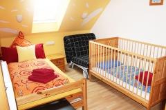 Schlafzimmer 3 - Kinderbett